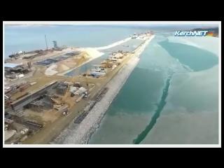 Удивительное и правдивое видео о Керченском мосте