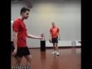 Великолепные трюки с ракеткой и мячиком. Настольный теннис прекрасен