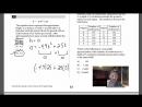 New SAT - Official Test 1 - Math Section 4 - Q21-30