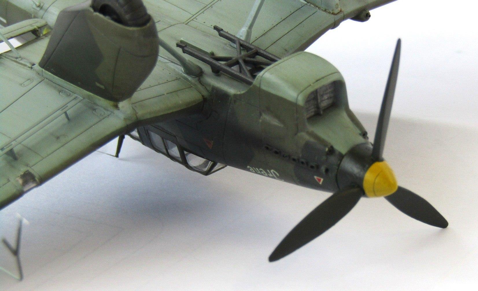 Ju-87A 1/72 (Special Hobby) IUS7UToSBKg
