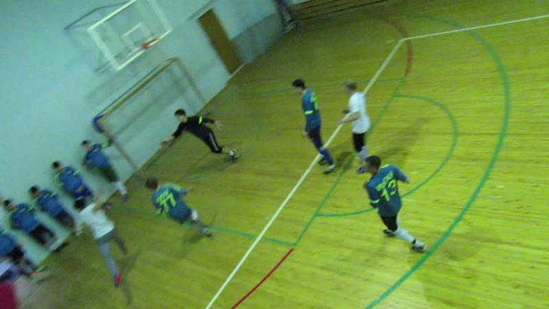 ИрГАУ 8 vs ФК Иркутск гол Лёша Евдокимов