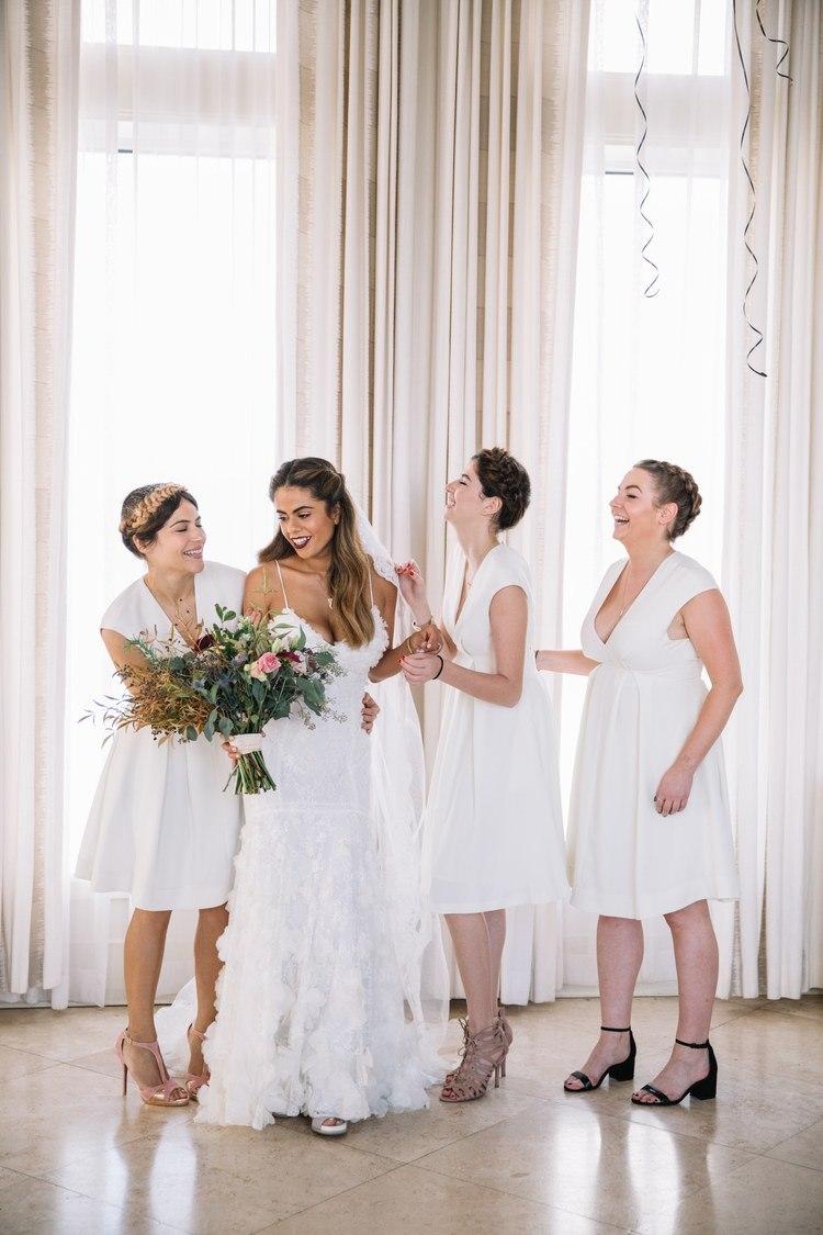 gH OzNg2Tb8 - Свадьба в стиле пляжной вечеринки в Майами (27 фото)