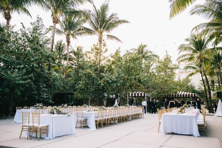MtKktwkQF5E - Свадьба в стиле пляжной вечеринки в Майами (27 фото)
