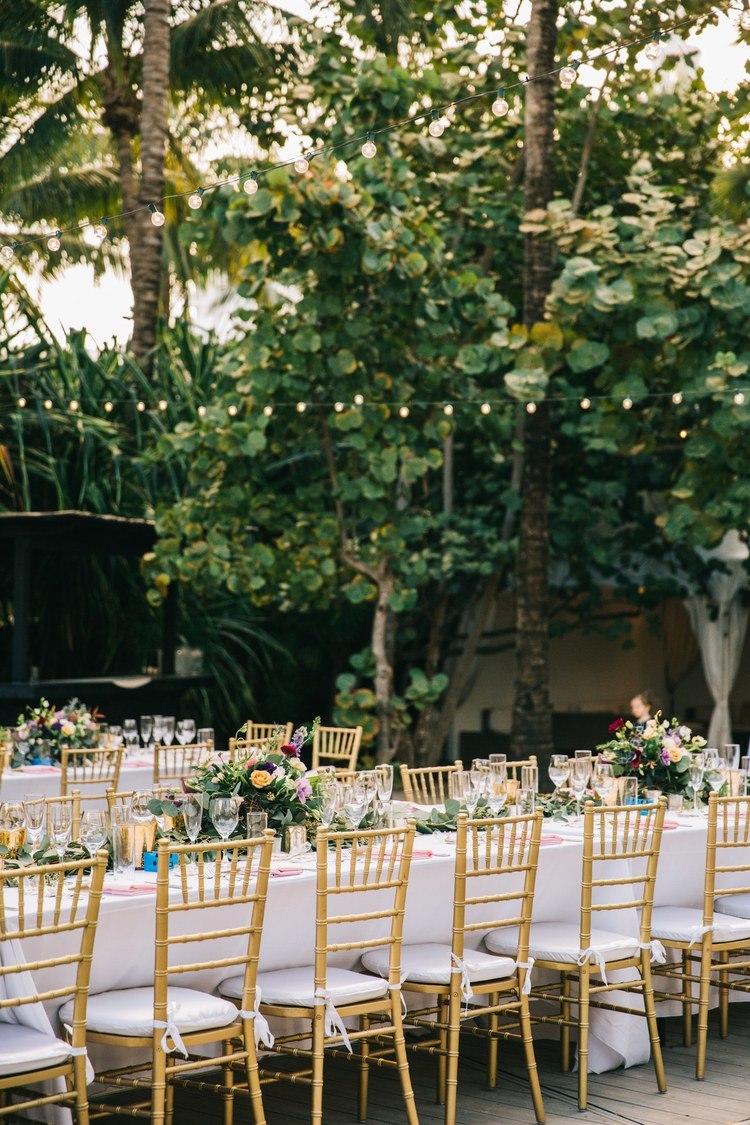 H 5whu5bTjE - Свадьба в стиле пляжной вечеринки в Майами (27 фото)