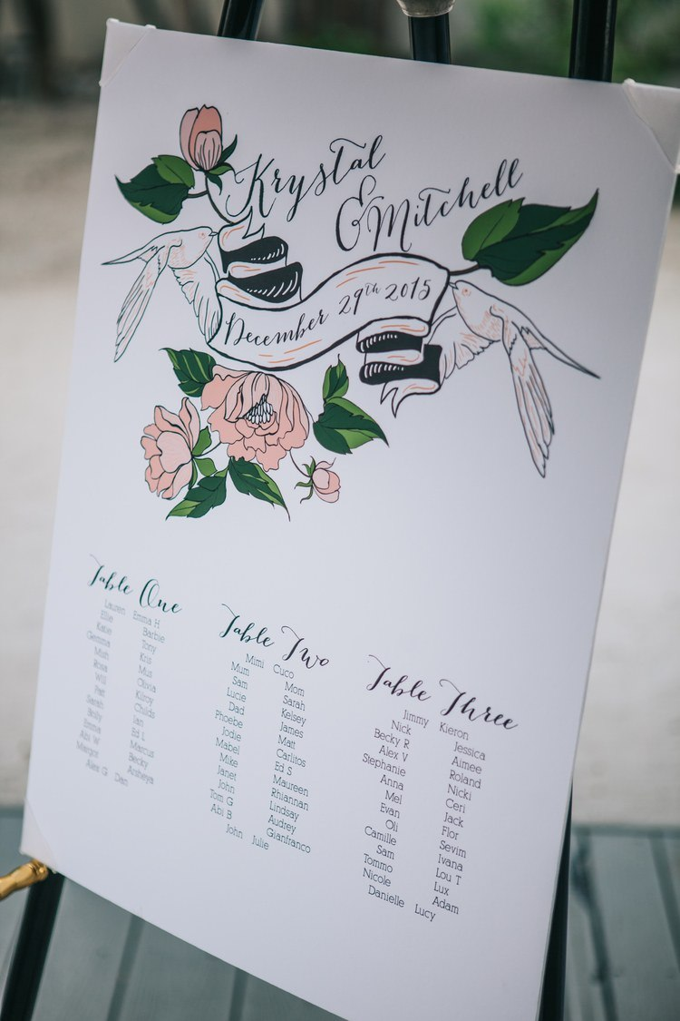 KctAvUEyzNU - Свадьба в стиле пляжной вечеринки в Майами (27 фото)