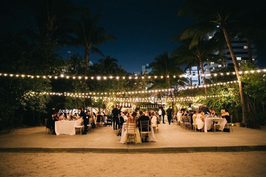 dV2RLWhIRb8 - Свадьба в стиле пляжной вечеринки в Майами (27 фото)