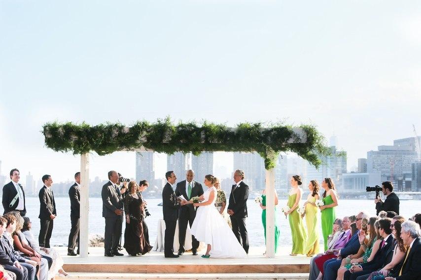 Свадьба на острове (20 фото)