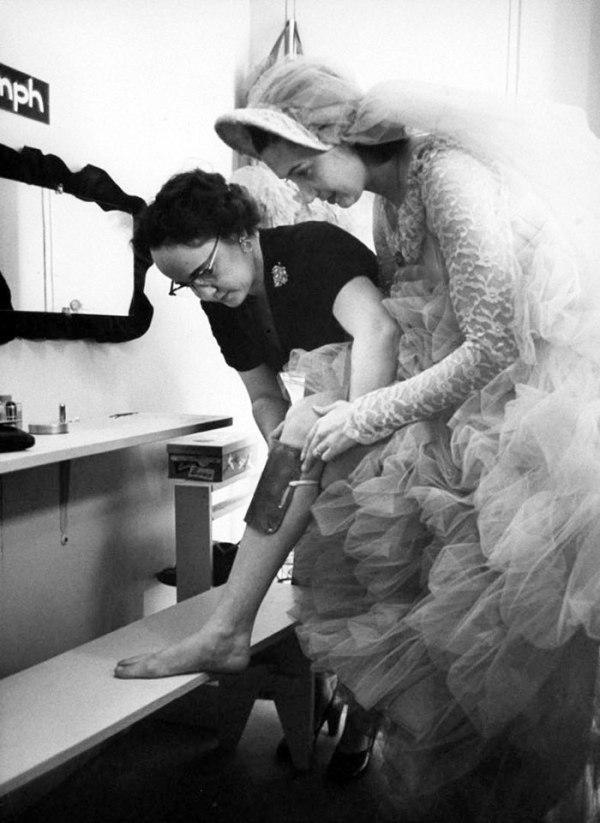 5oGki6JIds4 - Первая свадьба под водой: как давно это было (10 фото)