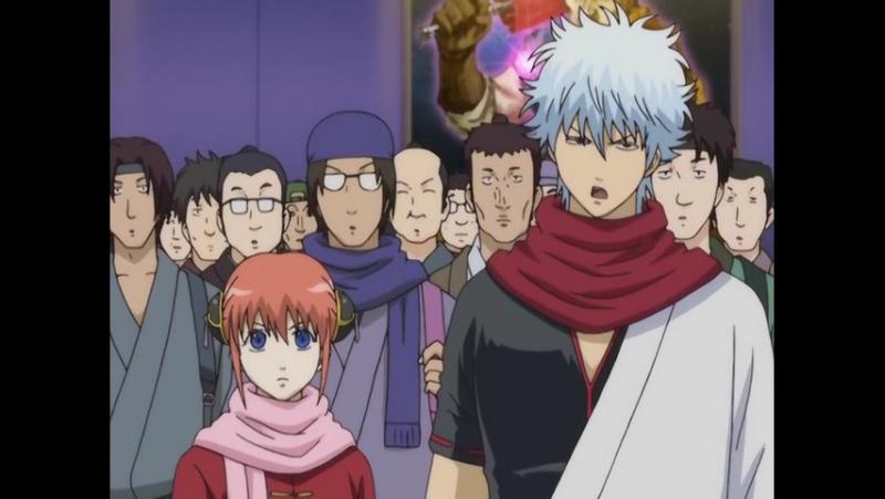 Gintama - 1 сезон 99 серия / Гинтама