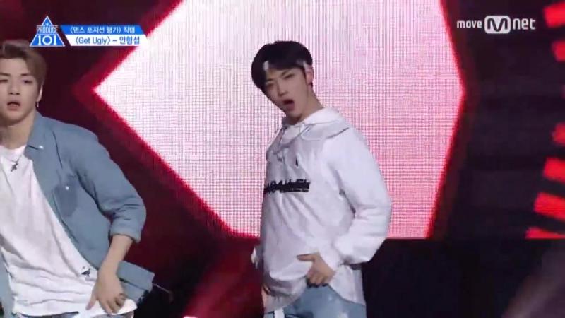 [FANCAM] 170516 Выступление Ahn Heong Seop с Jason Derulo - Get Ugly