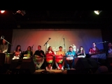 2016 Зимний Концерт школы Sun Drums 4 декабря -2