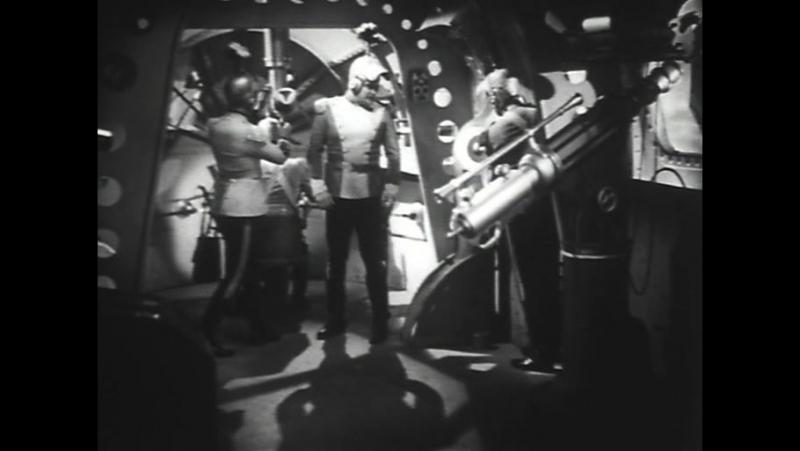 Флэш Гордон покоряет Вселенную (1940) Ep 01 The Purple Death