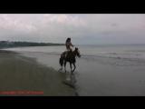 alba beach ride