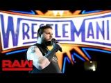 [WWE QTV]Мандей Найт[Raw]☆[13 March 2017]Segment[Kevin Owens Inring]☆[Кевин Оуэнс на ринге][Full]HD]