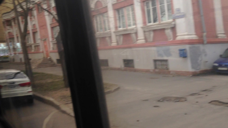 Троллейбус Санкт-Петербурга ЗиУ-682 б.1783 по маршруту №36