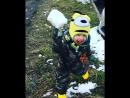 Месяц май игры в снежки