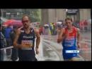 Leichtathletik EM Zürich 2014 50km Gehen Männer Yohann Diniz WR Low