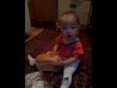 Вот как нужно кушать хлеб*))