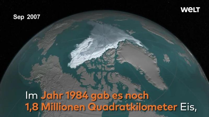 Зміна клімату Арктична крига тане швидше ніж ми собі уявляємо