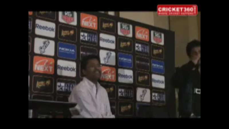 Cricket360 Exclusive_ Shahrukhs Introductory Speech for KKR