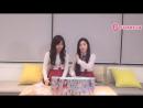 170221 Irene & Seulgi (Red Velvet) @ YinYueTai StarTV