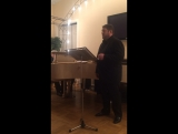 Олег Диденко  - Ария Ивана Сусанина из оперы