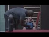 Тедди Ринер в рекламе Under Armour