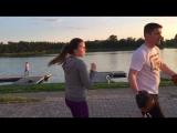Летние тренировки на озере Кабан-5 (Казань)