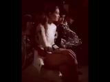 Зейн и Джиджи на показе Givenchy, Париж [5]