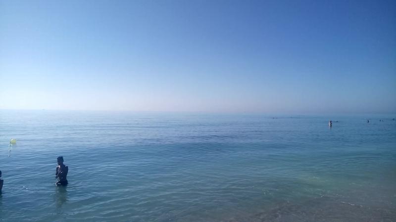 пляж Хамамет Тунис