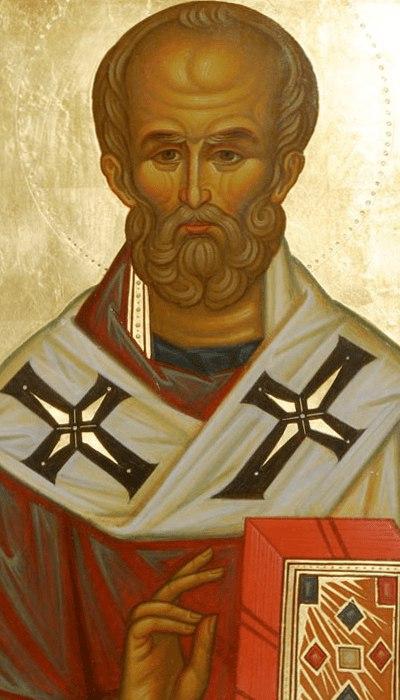 Свети Николај Чудотворац, архиепископ мирликијски