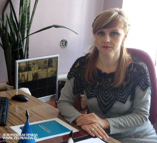 Глава администрации Исправненского сельского поселения поздравила жителей с наступающим Новым годом