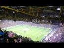 Dortmund - Eintracht Youll Never Walk Alone