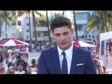13.05.2017 - Zac Efron- Premiere in Miami