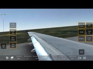 Infinite Flight Airbus A380-800 (3)