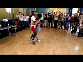 Kizzafro 2017. JambaAdoree. Kizomba Master Your Dance