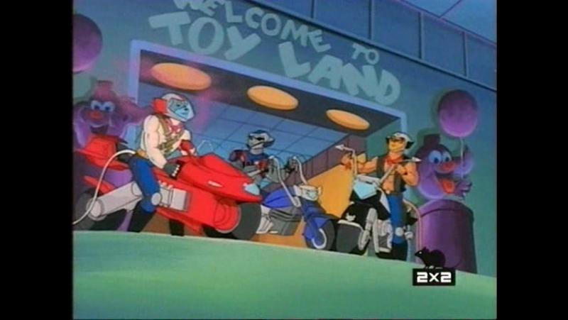 Мыши-рокеры с Марса. S03-Е07