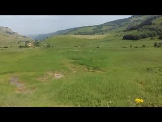 IntoTheBus: Панорама Фестивальной Поляны от минерального источника