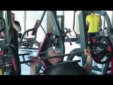Тренировка грудных мышц / Адреналин
