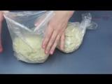 Дрожжевое тесто для ленивых.  Рецепт дрожжевого теста за 5 минут.
