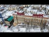 Аэросъемка Шамовской больницы (2 съемка)