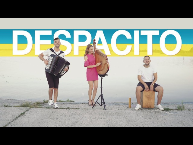 DESPACITO - Luis Fonsi | UKRAINIAN COVER VERSION | Bandura Accordion | calypso | instrumental music