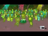 The Bee Gees Stayin' Alive (Teddybears Remix) Adventure Time Party Bears #coub, #коуб