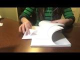 ASMR Paper SortingPaper TearingPage Turning Pt.2