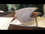 ASMR Paper SortingPaper TearingPage Turning