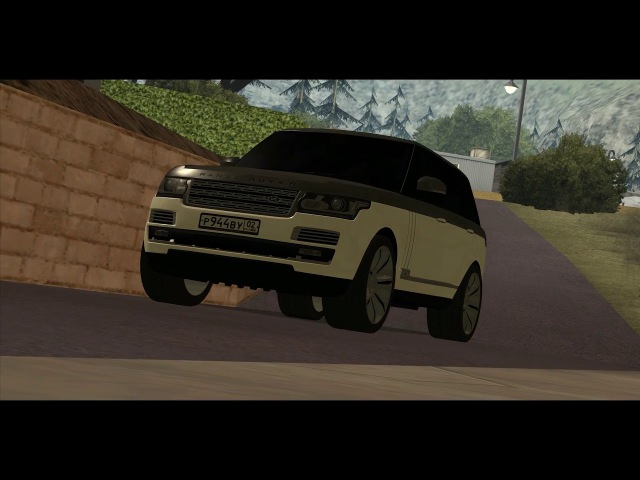 Range Rover SVА