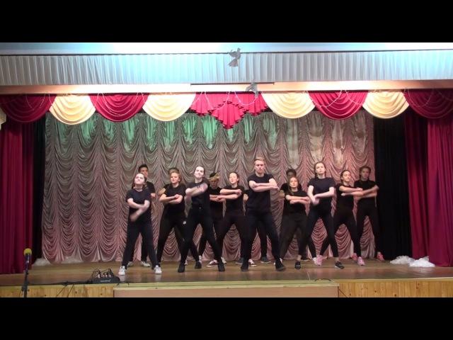 Спортивный танец в жанре Черлидинга от 10 А