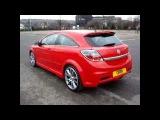Vauxhall Astra H VXR 2.0 Turbo 3