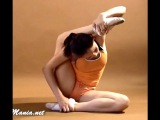 Gymnastic Stretch Flexibility flex Amazing Contortionist | Extreme contortion Flexilady model yoga