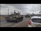 На юг России введена бронетехника против митингов дальнобойщиков.